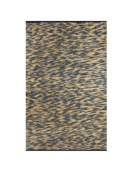 Kilimas, tikros odos, skiaut., 160x230 cm, kvadr., rudas/baltas  | Kilimėliai | duodu.lt
