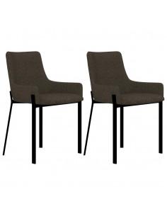 vidaXL Biuro kėdė, juodos spalvos, dirbtinė oda | Ofiso Kėdės | duodu.lt