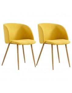vidaXL Masažinė biuro kėdė, taupe spalvos, poliesteris | Ofiso Kėdės | duodu.lt