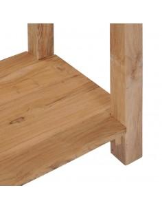 vidaXL Žurnalinis staliukas, 30x30x70cm, akacijos medienos masyvas | Žurnaliniai Staliukai | duodu.lt