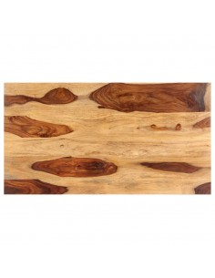 Baro stalas su suoliukais, 80x50x107cm, akacijos med. masyvas  | Virtuvės ir Valgomojo Baldų Komplektai | duodu.lt