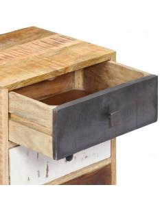 Komoda su stalčiais, 36x33x80cm, bambukas ir vandens hiacintas | Bufetai ir spintelės | duodu.lt