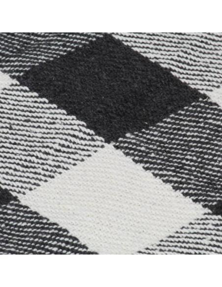 Durų kilimėliai, 2 vnt., kokoso pluoštas, 17 mm, 50x80cm, juodi | Durų Kilimėlis | duodu.lt