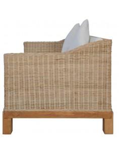 vidaXL Šoninis staliukas, baltos sp., 82x39x76cm, metal., pranc. stil. | Žurnaliniai Staliukai | duodu.lt