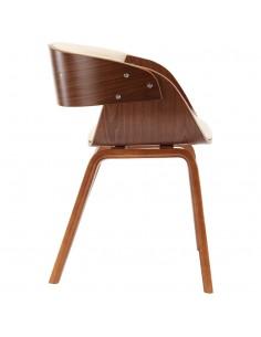 vidaXL Konsolinis staliukas, 120x35x81cm, perdirbta tikmedžio mediena   Bufetai ir spintelės   duodu.lt