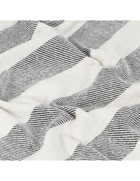 Durų kilimėlis, kokoso pluošt., 17 mm, 190x200 cm, juodas   Durų Kilimėlis   duodu.lt
