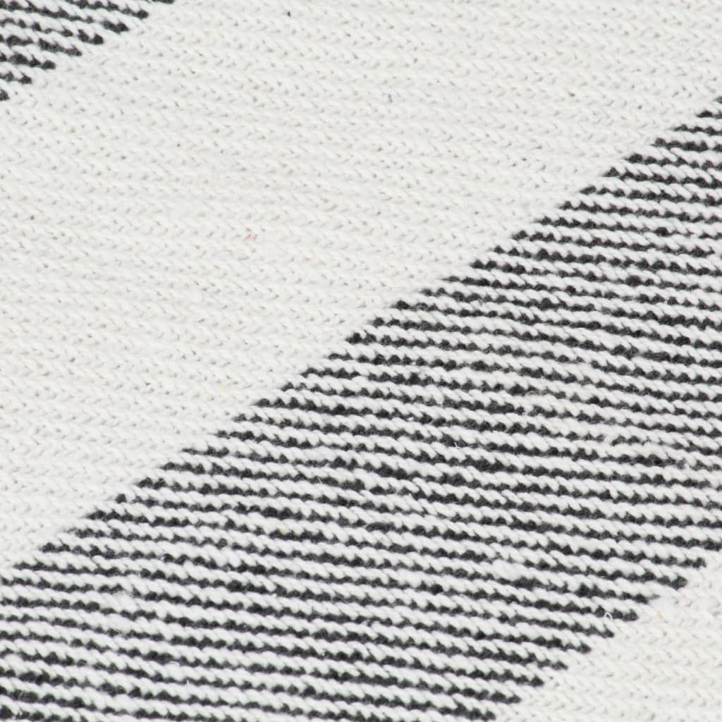 Durų kilimėliai, 2vnt., kokoso pluoštas, 24mm, 40x60cm, juodi | Durų Kilimėlis | duodu.lt