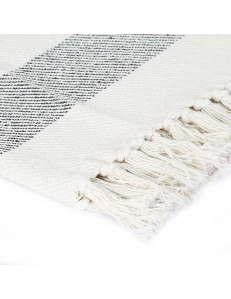 Durų kilimėliai, 2vnt., kokoso pluoštas, 24mm, 40x60cm, juodi   Durų Kilimėlis   duodu.lt