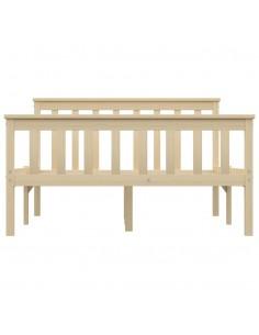 Lovos rėmas, 180x200 cm, rausv. dalbergijos medienos masyvas   Lovos ir Lovų Rėmai   duodu.lt