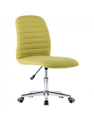 Pasukama biuro kėdė, žalios spalvos, audinys | Ofiso Kėdės | duodu.lt