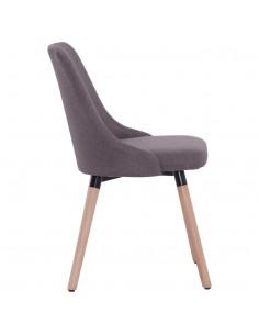 vidaXL Sulankst. šoninis staliukas, 50x50x49cm, riešut. med. masyvas | Žurnaliniai Staliukai | duodu.lt