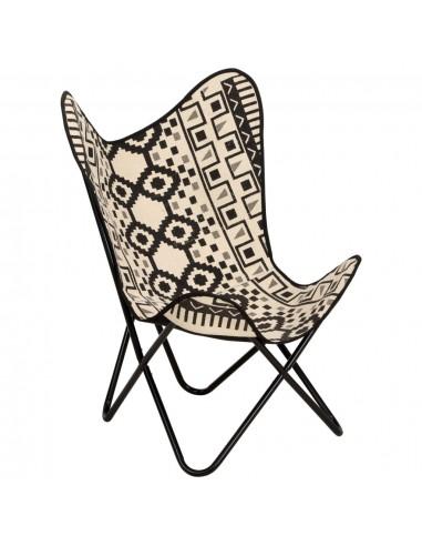 Išskleidžiama kėdė, drobė, su raštais | Foteliai, reglaineriai ir išlankstomi krėslai | duodu.lt