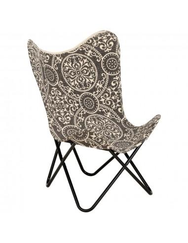 Išskleidžiama kėdė, drobė, su raštais    Foteliai, reglaineriai ir išlankstomi krėslai   duodu.lt