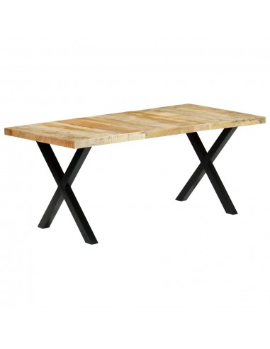 Valgomojo stalas, 180x90x76 cm, mango medienos masyvas | Virtuvės ir Valgomojo Stalai | duodu.lt