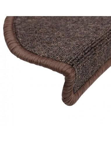 Dygsniuotas kilimėlis, 80x150cm, rudas  | Kilimėliai | duodu.lt