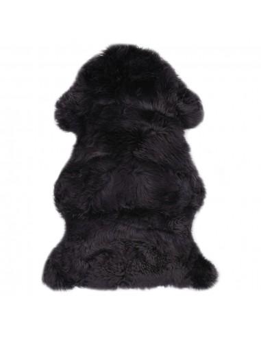 Avies kailio kilimėlis, tamsiai pilkos spalvos, 60x90 cm | Kilimėliai | duodu.lt