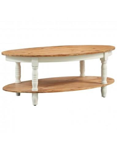 Kavos staliukas, 102x62,5x42cm, akacijos medienos masyvas | Kavos Staliukai | duodu.lt