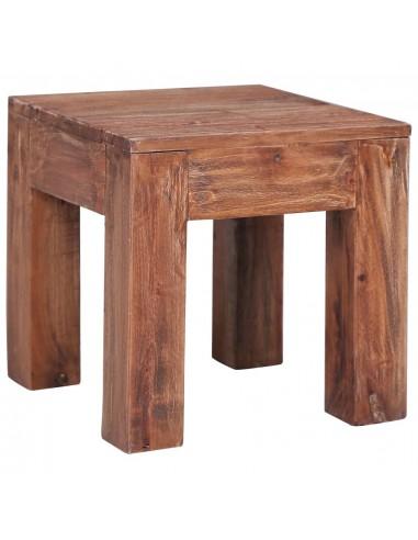 Kavos staliukas, 30x30x30cm, perdirbtos medienos masyvas | Kavos Staliukai | duodu.lt