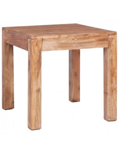 Kavos staliukas, 53x50x50cm, perdirbtos medienos masyvas | Kavos Staliukai | duodu.lt