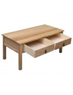 Skalbinių dėžė, 77,5x37,5x46,5 cm, riešutmedžio med. mas. | Baltinių Krepšiai | duodu.lt