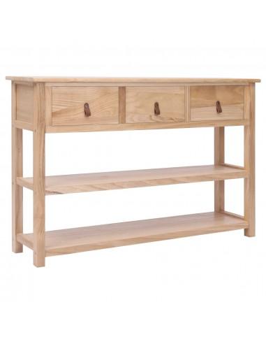 Šoninė spintelė, natūralios sp., 115x30x76cm, mediena   Bufetai ir spintelės   duodu.lt