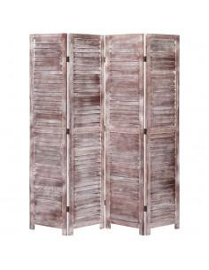 vidaXL Šoninė spintelė, 80x30x75cm, akacijos medienos masyvas   Bufetai ir spintelės   duodu.lt