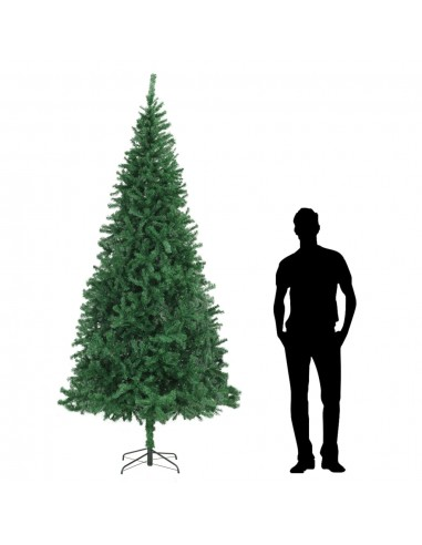Dirbtinė Kalėdų eglutė, žalia, 300 cm    Šventiniai papuošimai   duodu.lt