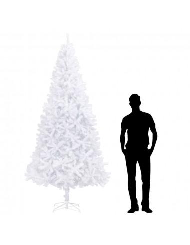 Dirbtinė Kalėdų eglutė, balta, 300 cm    Šventiniai papuošimai   duodu.lt