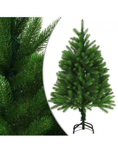 Dirbtinė Kalėdų eglutė, žalia, 120cm, tikrų spyglių imitacija   Šventiniai papuošimai   duodu.lt