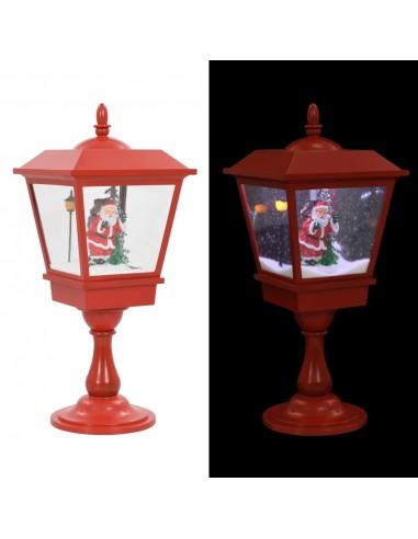 Pastatomas kalėdinis šviestuvas su Kalėdų Seneliu, 64 cm, LED   Šventiniai papuošimai   duodu.lt