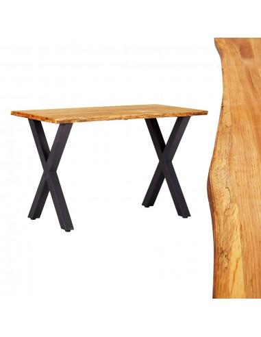 Valgomojo stalas, natūralios, 120x65x75cm, ąžuolo masyvas   Virtuvės ir Valgomojo Stalai   duodu.lt