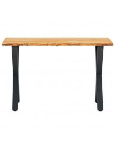 Rašomasis stalas, 110x50x90cm, akacijos medienos masyvas | Rašomieji Stalai | duodu.lt