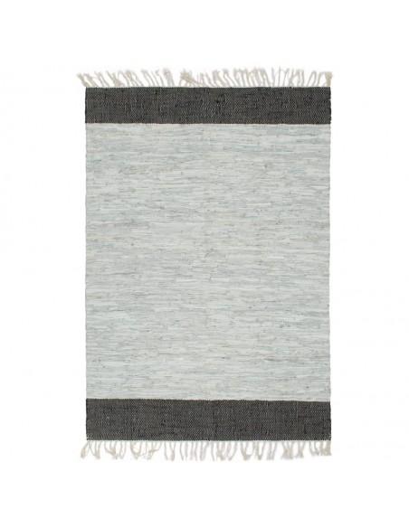 Pagalvėlių rinkinys, 2vnt., PU, 40x60cm, sidabro spalvos | Dekoratyvinės pagalvėlės | duodu.lt