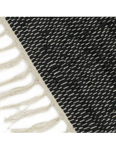 Pagalvėlių rinkinys, 2vnt., PU, 60x60cm, juodos spalvos   Dekoratyvinės pagalvėlės   duodu.lt