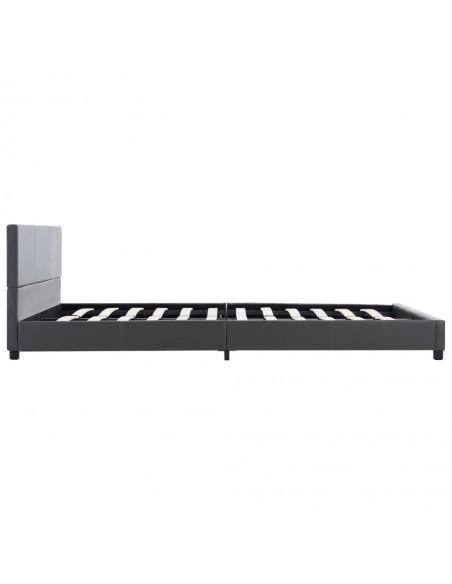 Trivietė modulinė sofa-lova, šviesiai pilkos sp., audinys   Sofos   duodu.lt