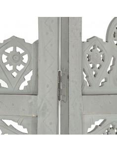 vidaXL Lova su Memory čiužiniu, baltos spalvos, 180x200cm, metalinė | Lovos ir Lovų Rėmai | duodu.lt