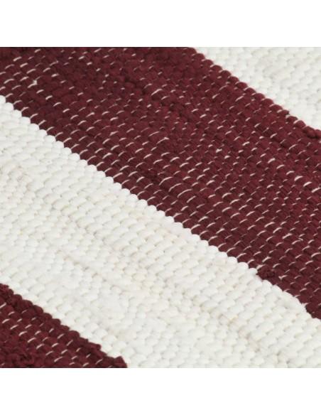Modernus kilimas, zigzagų raštas, 160x230cm, rudas/juodas/mėl. | Kilimėliai | duodu.lt