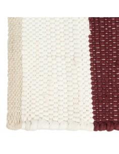 Modernus kilimas, zigzagų raštas, 180x280cm, rud./juod./mėl. | Kilimėliai | duodu.lt