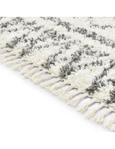 Modernus kilimas, tradic. diz., 140x200cm, smėlio/pilkas   Kilimėliai   duodu.lt