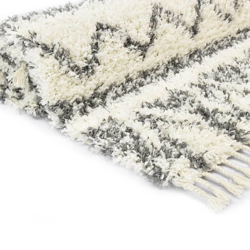 Modernus kilimas, tradicinis raštas, 160x230cm, smėlio/pilkas | Kilimėliai | duodu.lt