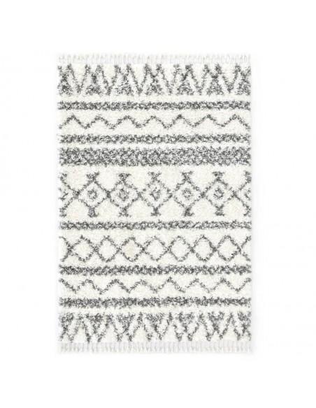 Modernus kilimas, tradic. raštas, 180x280cm, smėlio/pilkas | Kilimėliai | duodu.lt
