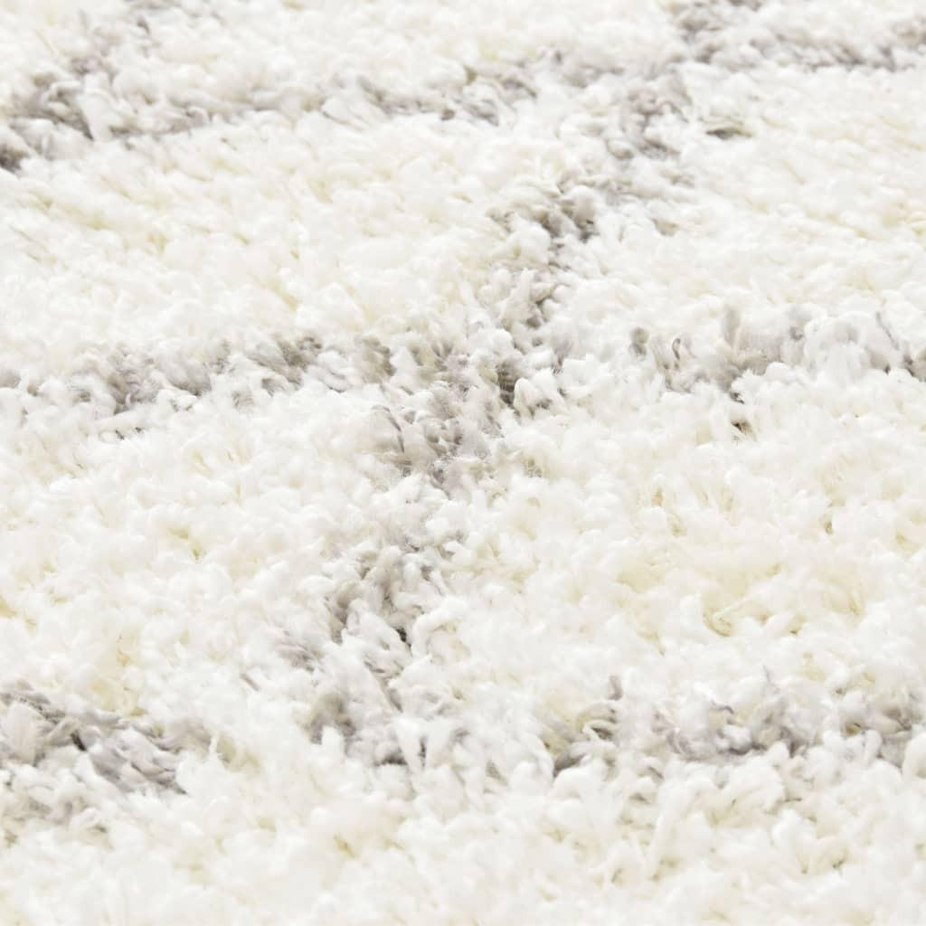 Shaggy tipo kilimėlis, 120x170 cm, pilkas  | Kilimėliai | duodu.lt