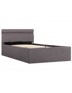 Sodo poilsio baldų kompl. iš pal., 4d., pilka FSC mediena | Lauko Baldų Komplektai | duodu.lt