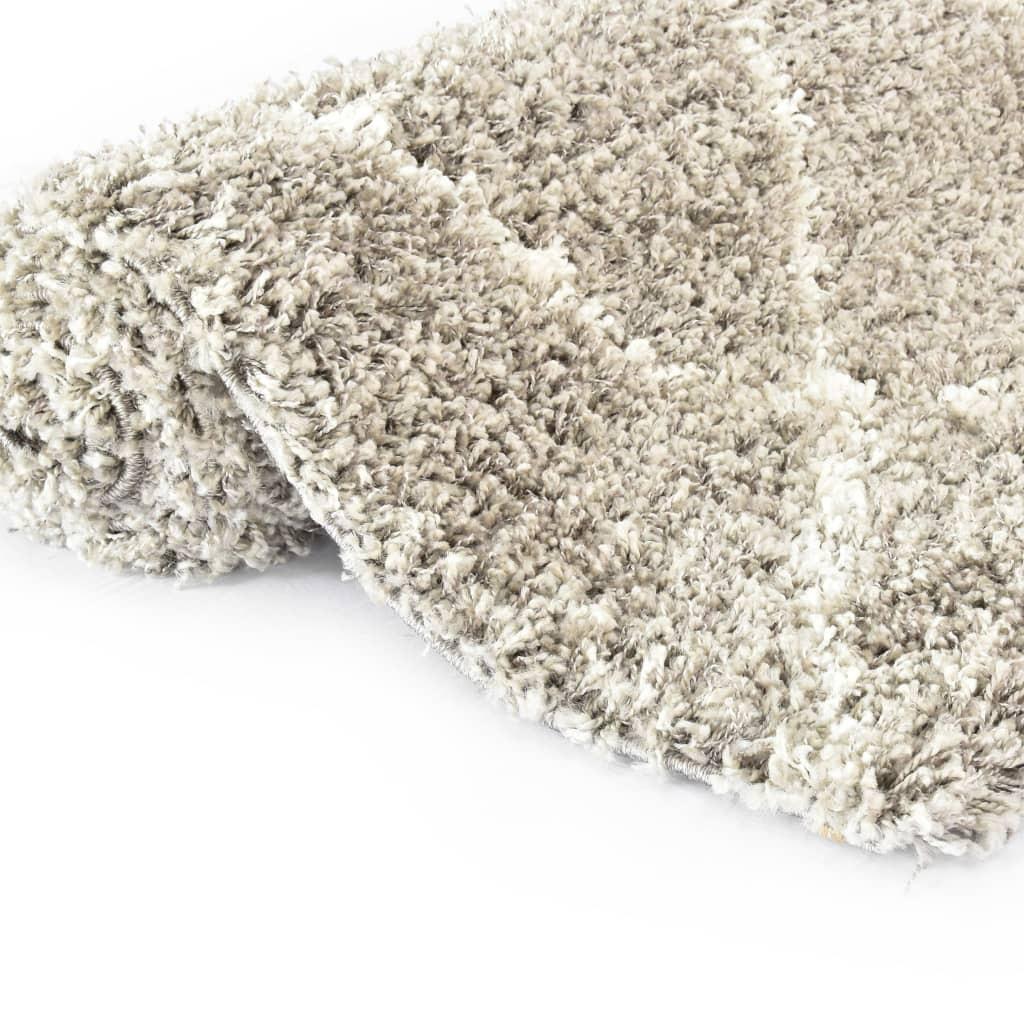 Shaggy tipo kilimėlis, 140x200cm, pilkas  | Kilimėliai | duodu.lt