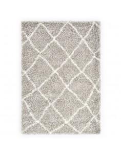 Shaggy tipo kilimėlis, 180x280 cm, pilkas    Kilimėliai   duodu.lt