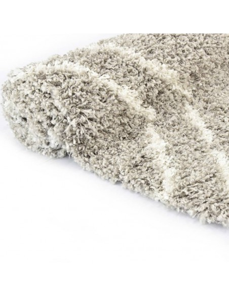 Shaggy tipo kilimėlis, 80x150cm, kreminės sp.  | Kilimėliai | duodu.lt
