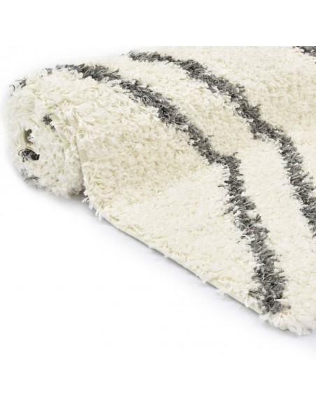 Shaggy tipo kilimėlis, 140x200 cm, kreminės sp.  | Kilimėliai | duodu.lt