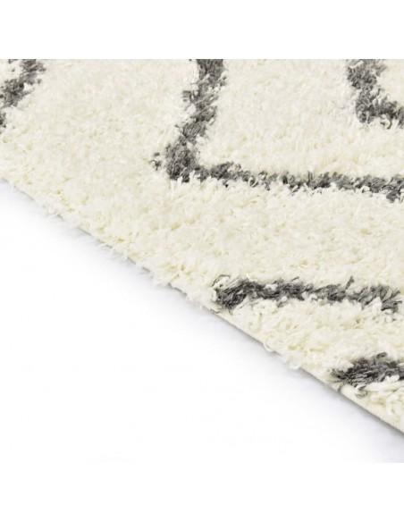 Shaggy tipo kilimėlis, 180x280 cm, kreminės sp.  | Kilimėliai | duodu.lt
