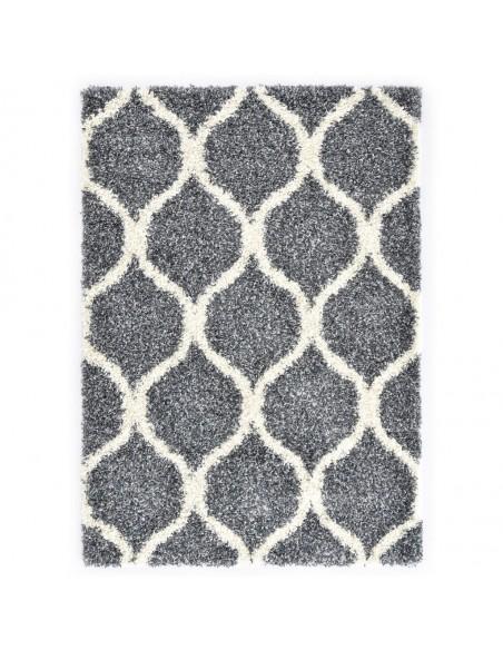 Shaggy tipo kilimėlis, 140x200 cm, žalias  | Kilimėliai | duodu.lt