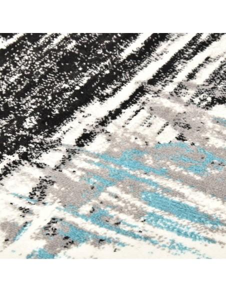 Shaggy tipo kilimėlis, 160x230cm, juodas  | Kilimėliai | duodu.lt